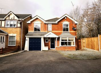 Thumbnail 5 bedroom detached house for sale in Morris Close, Dibden, Southampton