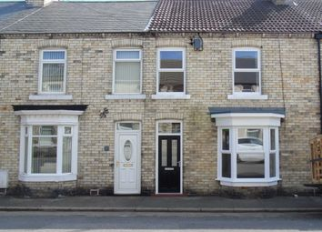 Thumbnail 3 bed terraced house to rent in 32 Grey Street, Crook