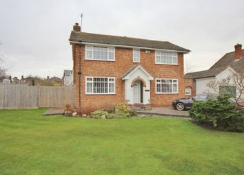 Thumbnail 4 bed detached house for sale in Dee Park Road, Gayton, Wirral