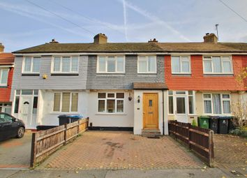 Thumbnail 3 bed terraced house for sale in Hazelbank, Surbiton