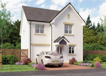 "Thumbnail 4 bed detached house for sale in ""Blair Det"" at Gilmerton Dykes Road, Edinburgh"