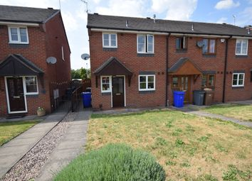 Thumbnail 3 bed town house to rent in Leek New Road, Baddeley Green, Stoke-On-Trent
