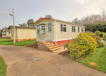 Thumbnail 1 bed bungalow for sale in Ashleigh Park, Ware