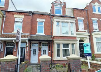 Thumbnail 4 bed maisonette for sale in Mowbray Road, South Shields
