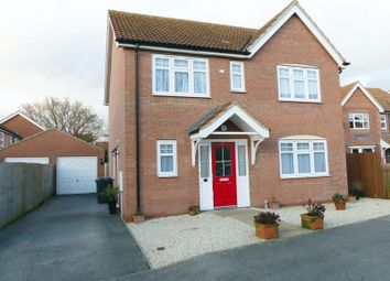Thumbnail 4 bed detached house for sale in Kingfisher Drive, Market Rasen