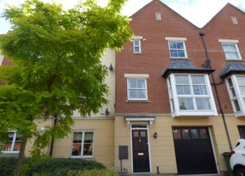 Thumbnail 3 bed town house to rent in Britannia Court, Poringland