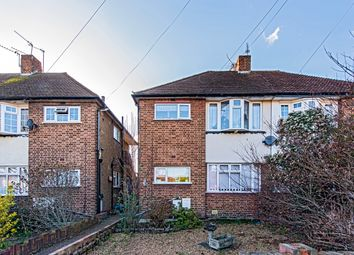 Thumbnail 2 bed maisonette for sale in Bramley Close Off Prospect Cres, Whitton, Twickenham