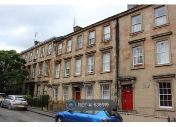 Thumbnail Room to rent in Buccleuch Street, Glasgow