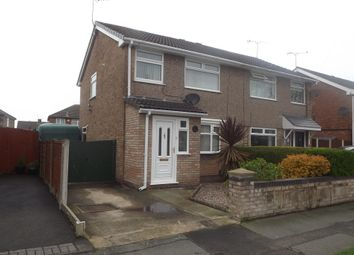 Thumbnail 3 bed semi-detached house for sale in Summertrees Road, Great Sutton, Ellesmere Port