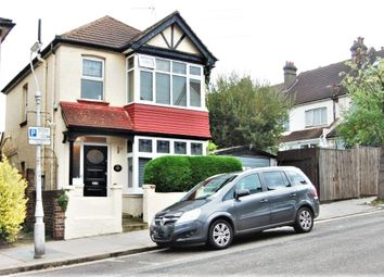 Thumbnail 3 bed detached house for sale in Chisholm Road, East Croydon