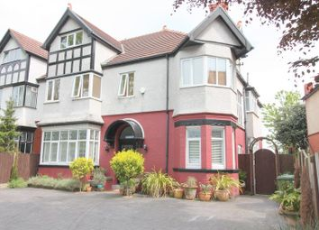 Thumbnail 6 bed semi-detached house for sale in Park Road, Waterloo, Liverpool