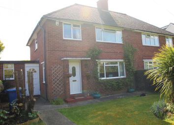 Thumbnail 3 bed semi-detached house for sale in St. Georges Close, Windsor