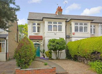 Thumbnail 3 bedroom end terrace house for sale in Firs Lane, Winchmore Hill, London