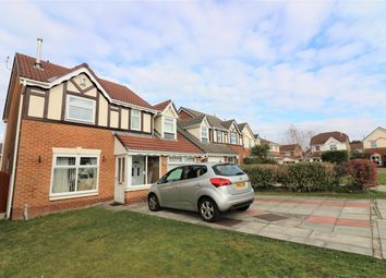 Thumbnail 5 bedroom detached house for sale in Turnberry Close, Moreton, Wirral