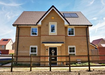 Thumbnail 3 bed link-detached house for sale in Wentworth Road, Stanford-Le-Hope