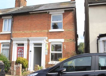 Thumbnail 2 bed end terrace house to rent in Crowhurst Road, Colchester