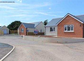 Thumbnail 3 bed detached bungalow for sale in Bowett Close, Hundleton, Pembroke