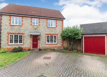 3 bed semi-detached house for sale in Leonardslee Crescent, Newbury RG14