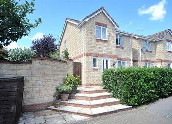 Thumbnail 3 bed detached house for sale in Oak Road, Chippenham