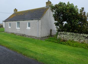 Thumbnail 2 bed detached bungalow for sale in Thrumster, Wick