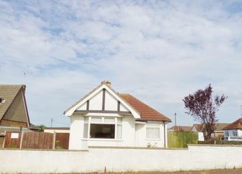Thumbnail 3 bed detached bungalow for sale in Second Avenue, Caister-On-Sea, Great Yarmouth