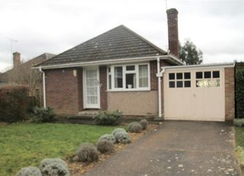 2 bed detached bungalow for sale in Thompson Ave, Colchester, Essex CO3