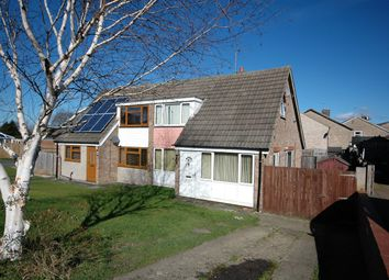 Thumbnail 3 bed semi-detached house for sale in Byng Road, Catterick Garrison