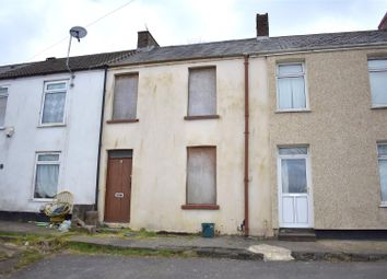 Thumbnail 3 bed terraced house for sale in Taplow Terrace, Pentrechwyth, Swansea