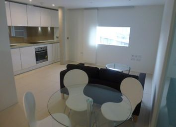 Thumbnail 1 bed flat to rent in The Tower, Nottingham One, The City, 156 Canal Street, Nottingham