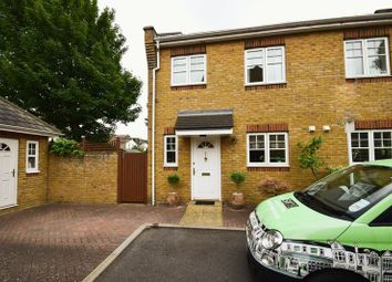 Thumbnail 2 bed semi-detached house for sale in Orton Place, Merton Road, London