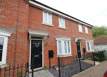 Thumbnail 3 bed town house for sale in Apple Avenue, Fernwood, Newark, Nottinghamshire.