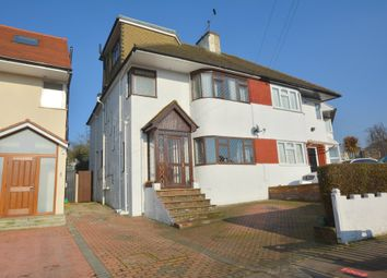 Thumbnail 4 bed semi-detached house for sale in Cool Oak Lane, London