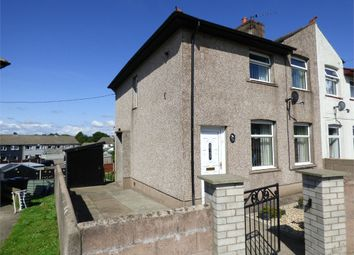 Thumbnail 3 bed semi-detached house for sale in Throstle Avenue, Wigton, Cumbria