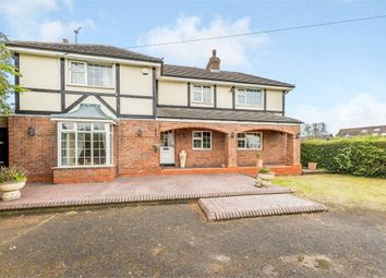Thumbnail 4 bed detached house for sale in Old Stafford Road, Cross Green, Wolverhampton, Staffordshire