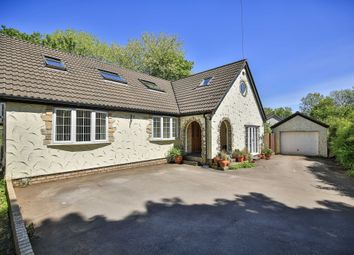 Thumbnail 4 bed detached house for sale in Chapel Row Lane, Old St. Mellons, Cardiff