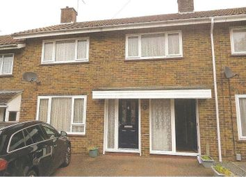 Thumbnail 3 bed terraced house to rent in Brookside, Crawley, West Sussex.