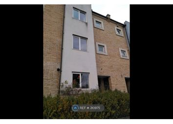 Thumbnail 4 bed terraced house to rent in Iceni Way, Cambridge