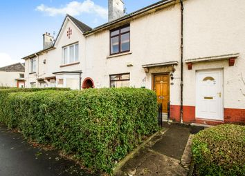 Thumbnail 3 bed terraced house for sale in Cowden Street, Shieldhall, Glasgow