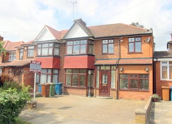 Thumbnail 5 bedroom semi-detached house to rent in Kynance Gardens, Stanmore