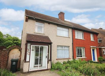 Thumbnail 3 bed semi-detached house for sale in Bronte Grove, Dartford