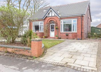 Thumbnail 4 bed detached house for sale in Mossy Lea Road, Wrightington, Wigan