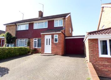 Thumbnail 3 bed semi-detached house for sale in Mersey Way, Bletchley, Milton Keynes
