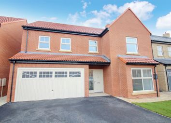 Thumbnail 5 bed detached house for sale in Panache Development, Sherburn In Elmet, Leeds