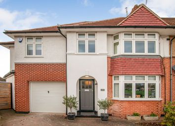 Thumbnail 4 bed semi-detached house for sale in The Green, Hayes, Bromley