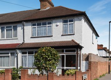 Thumbnail 3 bed end terrace house for sale in Harcourt Road, Thornton Heath