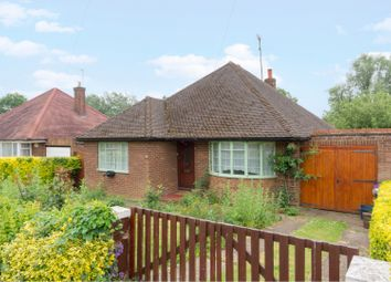 Thumbnail 3 bed detached bungalow for sale in Longmead, Letchworth Garden City
