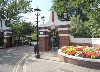 Thumbnail 2 bed flat for sale in Sheen Court, Richmond