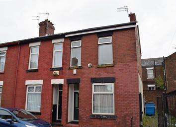 Thumbnail 2 bed terraced house to rent in Stanley Avenue, Manchester