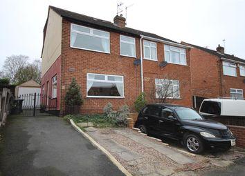 Thumbnail 4 bed semi-detached house for sale in Heathfield Avenue, Ilkeston