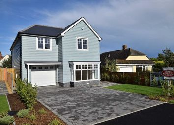 Thumbnail 4 bed detached house for sale in Ravens Way, Milford On Sea, Lymington